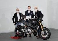 Ducati Celebrates Delivery of 350,000th Monster