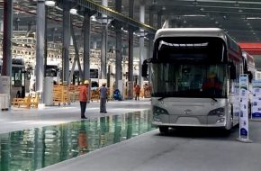SEDC sign agreement with China's Fiechi for Fuel Cell Bus