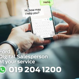 SDAC-Ford Introduces its 'Digital Salesperson' for Customers During CMO