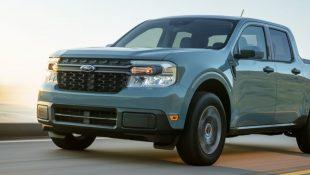 Ford Maverick Hybrid Uses Less Fuel Than a Honda Civic
