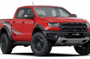 Malaysia Gets World's First Red Ford Ranger Raptor