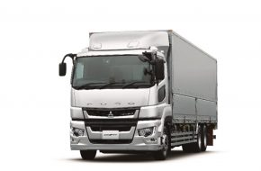Fuso Super Great is Japan's First Truck with Level 2 Autonomous Driving
