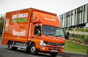 More Than 250 Electric Fuso eCanter Delivered