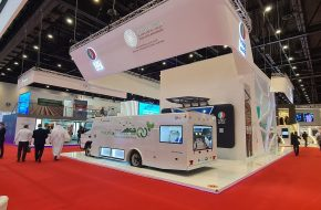 Dubai Welcomes Fuso eCanter for the First Time
