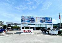 New Isuzu 3S Centre Opens in Taiping