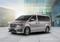 You Can Now Lease a Hyundai Grand Starex