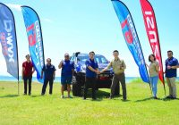 ISUZU D-MAX 1.9 Ready For 2019 BORNEO SAFARI