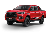 Toyota Hilux GR Sport Makes Asian Debut in Thailand