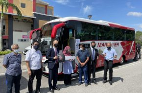 MARA Gets 32 New HINO Midibus to be used in rural areas