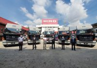 Vertex Mission Expands Fleet with New Hino Prime Movers