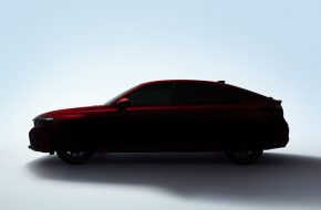 Honda Teases All-New Civic Hatchback