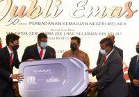 Honda Presents Invest Melaka Berhad with a New Honda City RS e:HEV