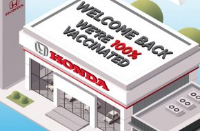 Honda Malaysia Workforce to be Fully Vaccinated by October