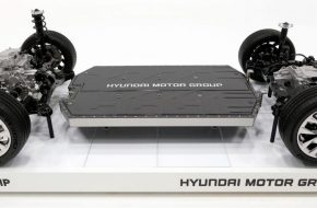 Hyundai Unveils New RWD Electric-Global Modular Platform