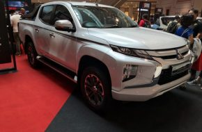 Mitsubishi Triton Updated With New Features