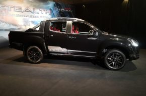 Isuzu Celebrates 15 Years of D-Max in Malaysia with Stealth Edition – RM126k