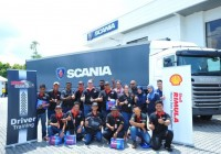 Scania Malaysia Hosts Safety Driving Session For Truckers