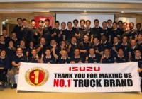 ISUZU MARKS RECORD YEAR WITH IMPROVED RANKING IN MALAYSIA