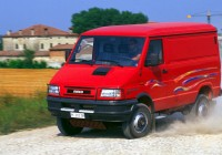 IVECO Daily is 40 years old