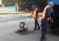 Report Potholes in Selangor using Waze