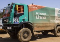Iveco and FPT Industrial to feature at Dakar 2015