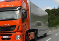 Iveco Stralis Efficiency Package For Saving Fuel
