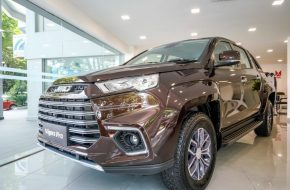 2021 JMC Vigus Pro 4X4: All You Need to Know