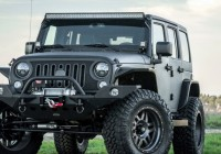 STRUT Updates the Jeep Wrangler with a Rugged Grille Collection