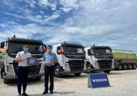 Konsortium PD Expands Fleet with 10 New Volvo Trucks