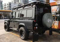 Kahn Tuned Land Rover Defender Spotted