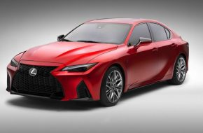 Lexus IS 500 F Sport Performance Unleashed