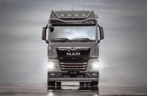 MAN TGX Lion S Makes World Debut