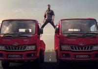 New Mahindra Furio 7 LCV Unveiled in India