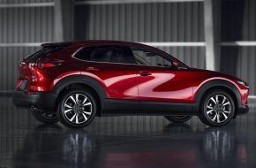Mazda CX-30 is 2020 Thailand Car of the Year