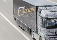 Mercedes-Benz Shows Its Future Truck For 2025