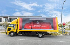 Mitsubishi Launches Home Delivery Service for Customers in Klang Valley