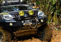 Mitsubishi Triton Survives Borneo Safari Durability and Endurance Test!