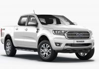 2-Year Free Service for Ford Ranger WildTrak, XLT Plus