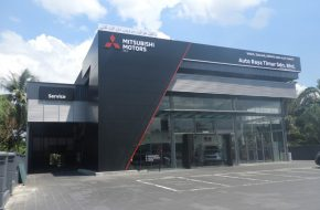 Mitsubishi Launches New 3S Centre in Temerloh