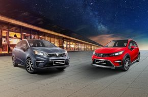 New Proton Iriz and Persona Launched
