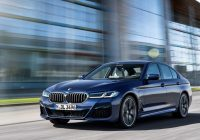 Say Hello to the New and More Handsome BMW 5 Series