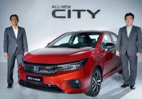 2020 Honda City Launched, but the Model We Want isn't Here Yet
