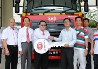 TCIE delivers first UD Quester truck in Malaysia