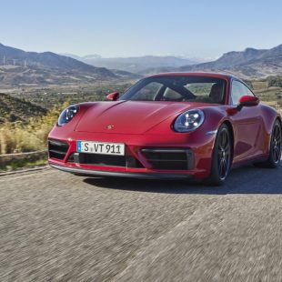 New Porsche 911 GTS Range is Here