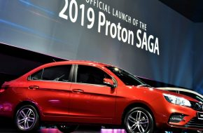 The Best-Selling Car in May was… Proton Saga!