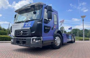 Renault D Wide Z.E Low Entry Makes European Debut
