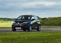Renault Zoe E-Tech Does 765 km on a single charge