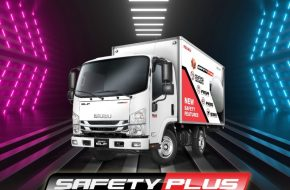 New Isuzu ELF Range Makes Malaysian Debut