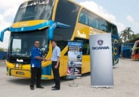 Konsortium E-Mutiara Bhd first company to get Scania insurance