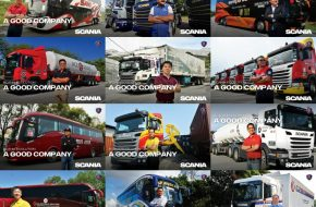 Scania Malaysia and Partners Reduce 681,000 kg of CO2